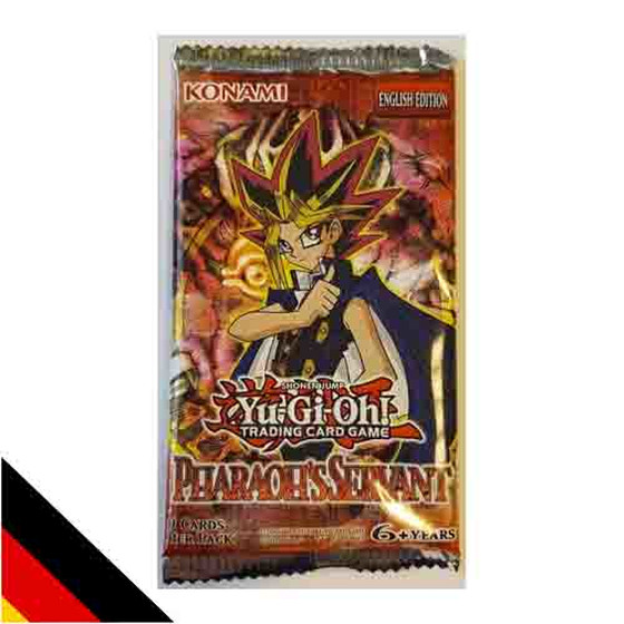 Pharaohs Servant Booster Deutsch