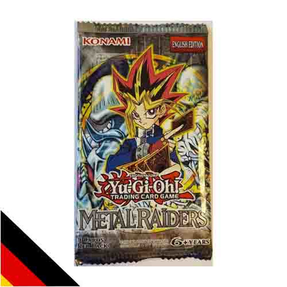 Metal Raiders Booster Deutsch