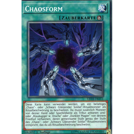Chaosform - LED3-DE011 - Common
