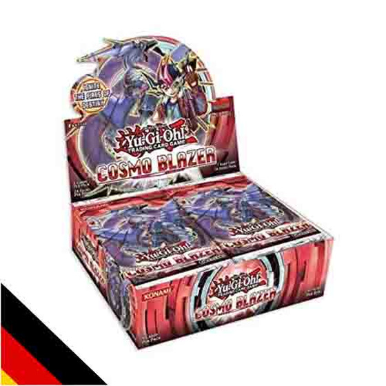 Cosmo Blazer Display Deutsch (24 Booster)