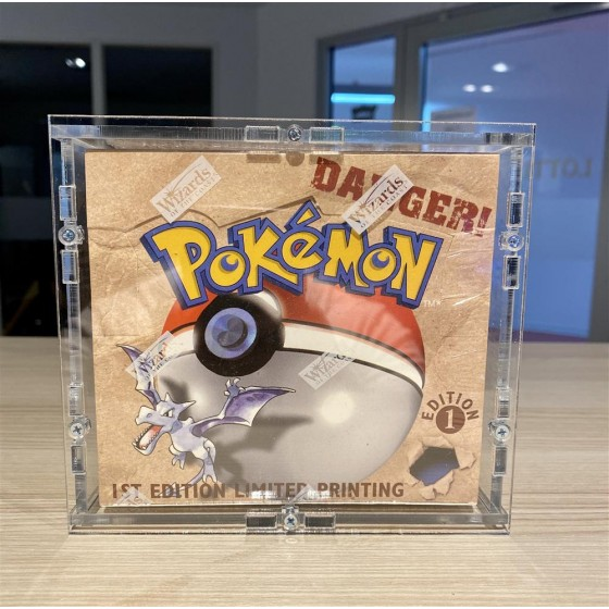 Pokemon Fossil Display Englisch - OVP/Sealed - 36 Booster...