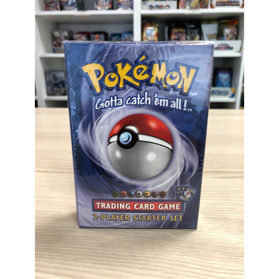 Pokemon Basis Set 2-Player Starter Set Deck - OVP/Sealed...