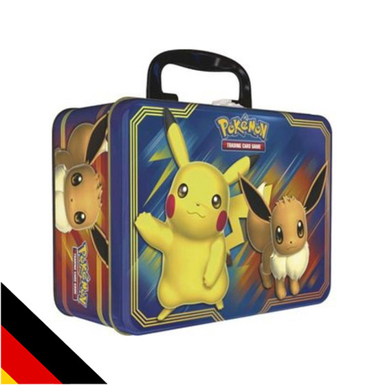 Pokemon Sammelkoffer 2018 Pikachu & Evoli (Deutsch)