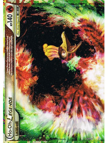 Ho-Oh-LEGENDE - 111/123 - Legend