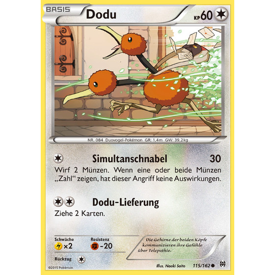 Dodu - 115/162 - Common